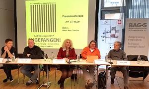 Martina Franke, Oliver Rast, Karin Vorhoff, Dr. Sven Burkhardt, Günter Danek